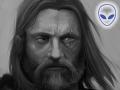 Guerriero coi baffi a manubrio, mutaforme alleato di Hlaavin