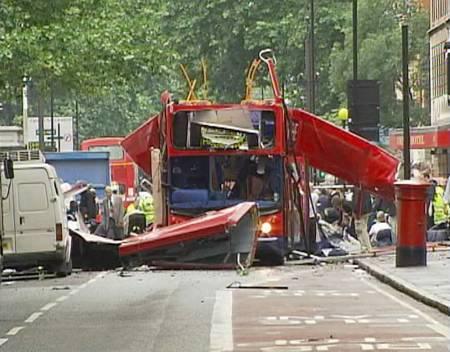 Londra, 07-07-2005