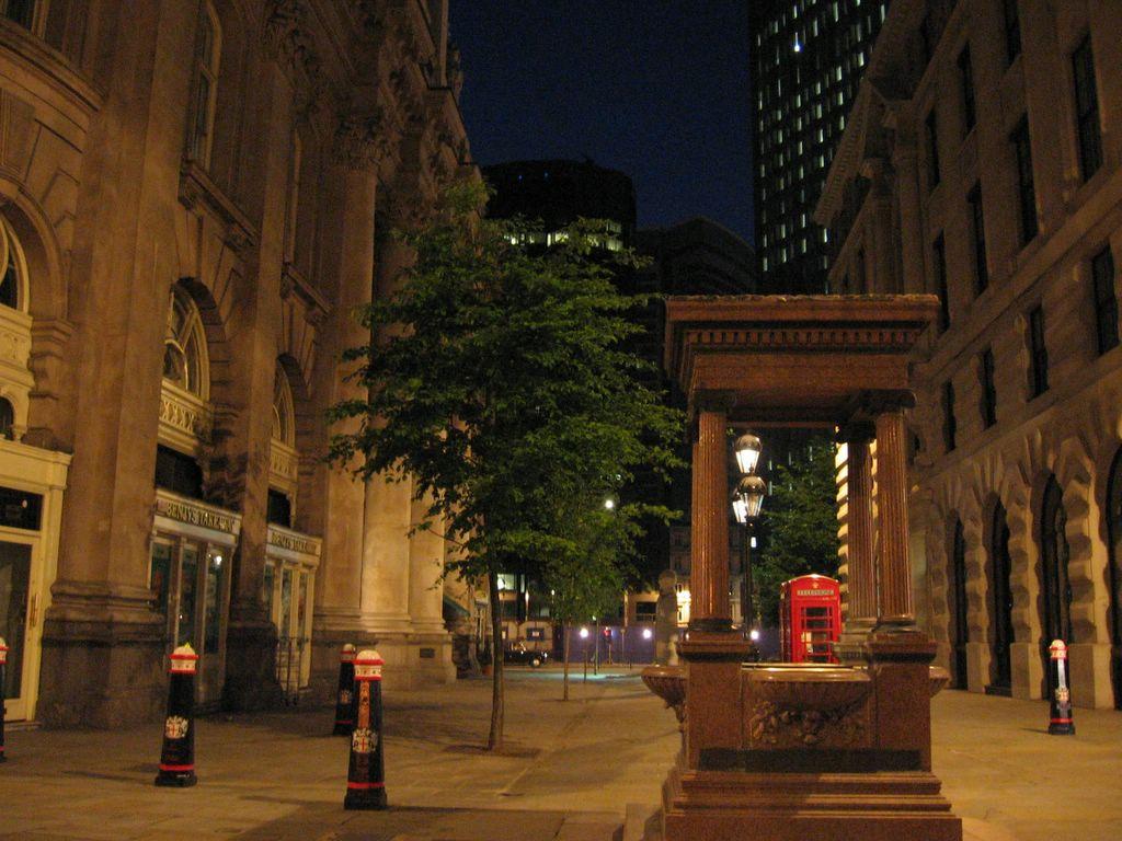 La notte a Londra